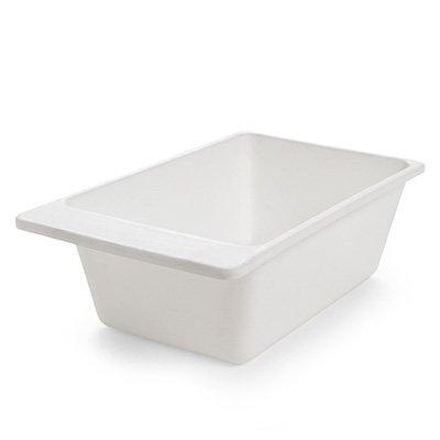 Invacare Compatible White Commode Pail