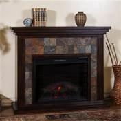 (Sunny Designs Santa Fe Fireplace Media Console, 28