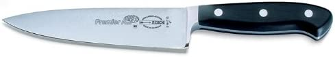 F. Dick Professional Chefs Knife - 6 Inch Blade - German Made Forged Steel