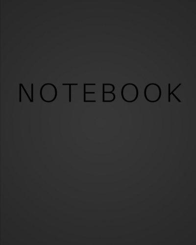 8 X 10 Notebook - 2