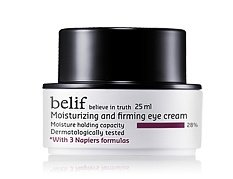 KOREAN COSMETICS, LG Household & Health Care_ belif, Moisturizing and Firming Eye Cream (25ml, Long lasting, high-moisturizing and firming)[001KR]