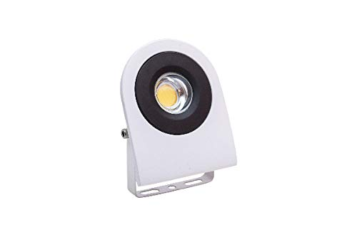 Proyector LED extra plana 10 W IP65 1000 lumens 6000 K Goa Dim ...