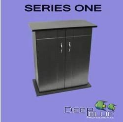 Deep Blue Professional ADB25029 Aquarium Cabinet, Series I, 30 by 12-Inch, Black