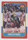 Xavier McDaniel (Basketball Card) 1986-87 Fleer - [Base] #72