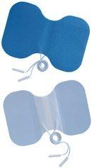 Gentle Blue Back Electrode #639 with PolyHesive Blue (Low Back Electrode)