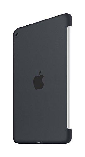 Apple iPad mini 4 Silicone Case - Charcoal Gray (MKLK2ZM/A)
