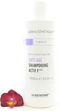 La Biosthetique Dermosthetique Anti-Age Shampooing Actif F (For Fine Hair) 1000ml/33.8oz by La Biosthetique