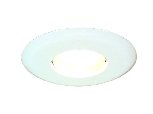 - Elk Lighting TR30W Recessed Matte White Under Under Cabinet Lighting and Accessories, 6