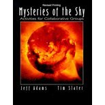 Mysteries of the Sky : Activities for Collaborative Groups, Adams, Jeff and Slater, Tim, 078727299X