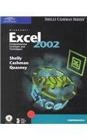 Microsoft Excel 2002: Comprehensive Concepts and Techniques (Shelly/Cashman)