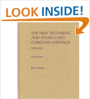 Amazon.com: The New Testament and Other Early Christian ...