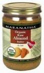 MaraNatha All Natural Raw Creamy Almond Butter - 16 oz by MaraNatha
