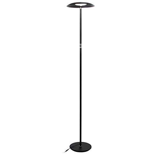 Brightech Sky Downlight Led Reading Floor Lamp For
