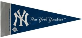 New York Yankees Mini Pennant Set: 8-Pack