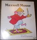 Maxwell Mouse, Sharon Gordon, 0893755028