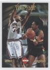 ish #799/1,000 (Basketball Card) 1996 Collector's Edge - Hard Court Time Warp - Autograph No Autograph #TW2 (1996 Collectors Edge)