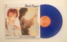 Scary Monsters -Rare Blue Vinyl- Import (Scary Monsters Vinyl)