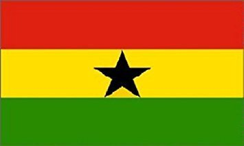 3x5 Ghana Flag West African Republic Banner Country Pennant