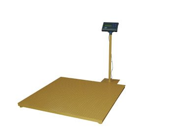 Beacon-Electric-Digital-Floor-Scale-Industry-Type-Legal-For-Trade-Overall-Size-W-x-L-x-H-48-x-48-x-3-12-Uniform-Capacity-10000-Net-WT-Pounds-225-Model-BSCALE-S-CFT-44-10K
