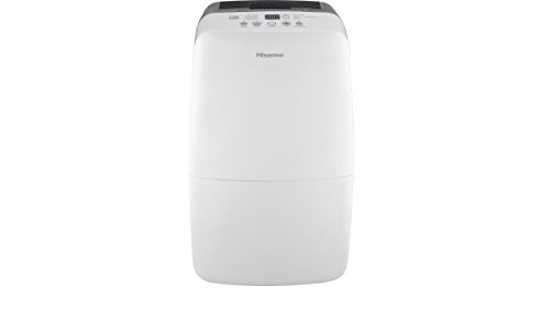 Hisense 2 Speed Dehumidifier Certified Refurbished