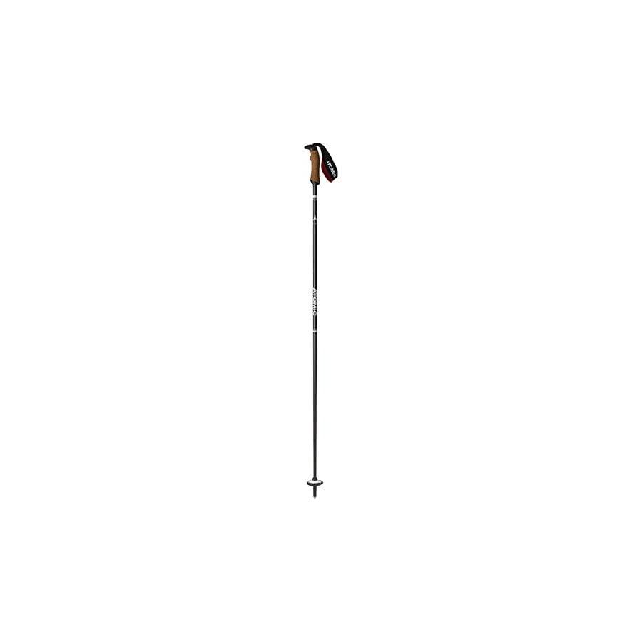 Atomic AMT Ultra SQS Ski Pole Black/White, 120cm