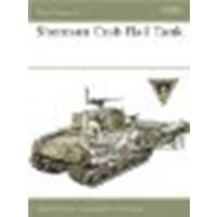 Sherman Crab Tank - Sherman Crab Flail Tank by Fletcher, David [Osprey Publishing, 2007] (Paperback) [Paperback]