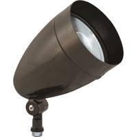 RAB HBLED10A – 10 Watt – LED – Landscape Lighting – Flood Light Fixture – 120/208/240 Volt – Bronze Finish For Sale