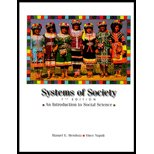 Systems of Society- (Custom), Mendoza, Manuel G., 1583160566