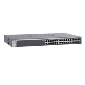 NETGEAR GS728TPSB-100NAS Switch 28 Port Gig Smart PoE