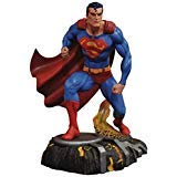 Collectible Statue - Superman Comic Statue DC Gallery Collectible - Huge 9-inch Scale, Diamond Select Toys This Superior Sculpt The Man Steel!
