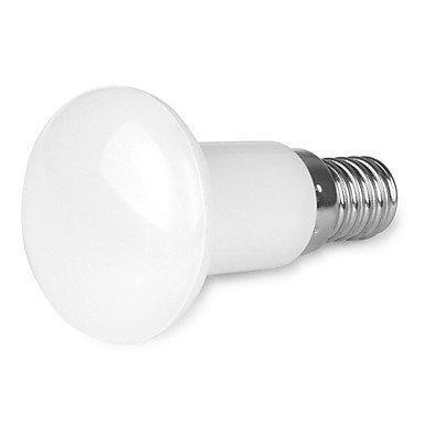 E27 9 W R63 Bombilla, LED de reflector de bombillas incandescentes, 85 - 265 V cálido blanco: Amazon.es: Iluminación