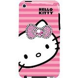 Hello Kitty Ipod Touch 4 Case   Pink  Hk 24609