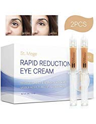 Tired looking eyes that seem to last, no matter how much sleep you receive?  Wrinkles covering bright eyes? With our use of herbal ingredients, St. Mege's Rapid Reduction Eye Cream promises to gently smoothen skin and get back youthful, bright lookin...
