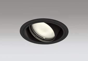 ODELIC LED高彩色ユニバーサルダウンライト CDM-T70W相当 ブラック 23° 埋込穴Φ125mm 電球色 3000K M形 一般型 専用調光器対応 XD402284H (電源調光器信号線別売) B07PMM886Z