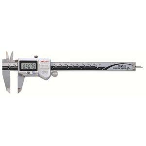 Mitutoyo Caliper Parts (PART NO. MTI50075210 Mitutoyo 500-752-10, 0-6 In/150mm, .0005 In/0.01mm, IP67 ABSOLUTE Digimatic Caliper, No Output)