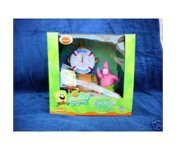 Spongebob Squarepants Fun Clock Talking Alarm Clock