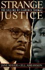 img - for Strange Justice: The Selling of Clarence Thomas book / textbook / text book