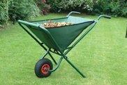 Bosmere Folding Wheelbarrow - Easy Cart Garden Wheel