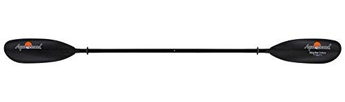 Aqua-Bound Sting Ray Carbon 2-Piece Snap-Button Kayak (Stingray Carbon)
