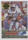 1994 Collectors Edge (Barry Sanders (Football Card) 1994 Collector's Edge - [Base] - 1st Day Gold #63)