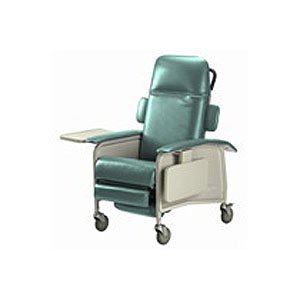 Clinical 3-Position Recliner, Jade (Single [Each-1])