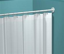 "ASI 1200-V42 Vinyl Shower Curtain, 42"""