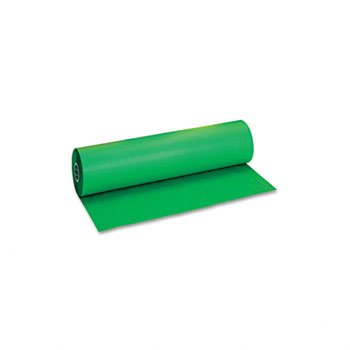 PAC101202 - Art Paper Festive Green 36X1000 by Pacon
