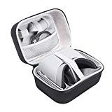 Oculus Go Travel Case, Hard Storage Carrying Case Bag for Oculus Go Standalone Virtual Reality Headset - fits Controllers and Accessories (Cover Case)
