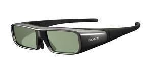 - Sony TDG-BR100 Adult Size 3D Active Glasses, Black