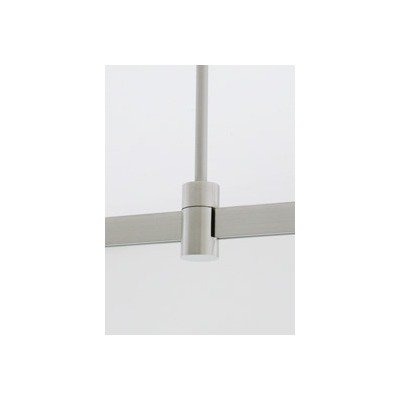 "picture of Tech Lighting 700TTS48S Accessory - 2"" T-Track Rigid Standoff without Connector, Choose Finish: SN: Satin Nickel"