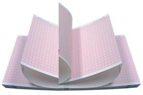 Graham-Field Health 14265 Ecg Paper 50Mmx100'(Z)10Pks/Bx Grafco