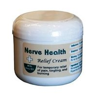 Sciatica RX Nerve Cream 4 Ounces (Gel Inflammatory Anti)