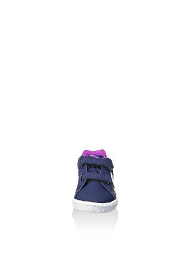 Nike 833655-400 - Zapatillas de deporte Niñas Azul (Midnight Navy / Blue Tint-Hyper Violet)