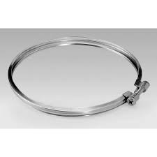 Cable Tie Stainless Steel Hose Clip–Flues–All Sizes